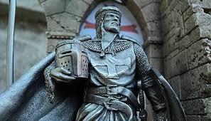 Hugo de Payns primer gran maestre templario