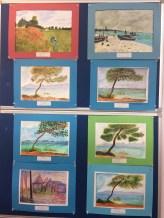 Art group paintings