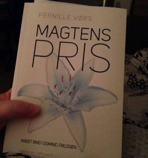"""Hende Jensen blog - """"Magtens pris"""" af Pernille Vørs boganmeldelse"""