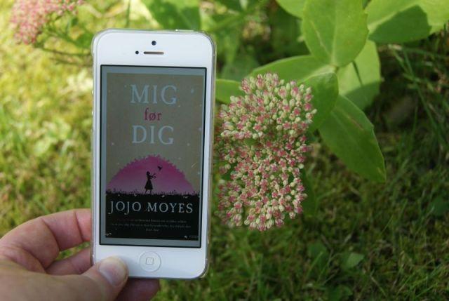 """""""Mig før dig"""" af Jojo Moyes boganmeldelse"""