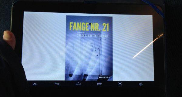 """""""Fange nr. 21"""" Manus Albino 2 af Søren og Morten Ellemose"""