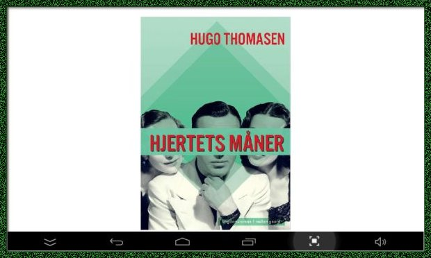 """""""Hjertets måner"""" af Hugo Thomasen - boganmeldelse Jensens bogblog"""