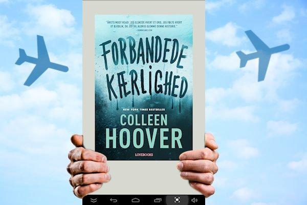 """""""Forbandede kærlighed"""" af Colleen Hoover - boganmeldelse på Jensens bogblog"""