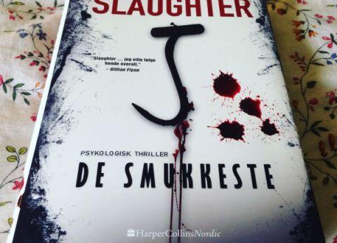 """Fredagsbog #2 - """"De smukkeste"""" af Karin Slaughter - Bogfinken bogblog"""