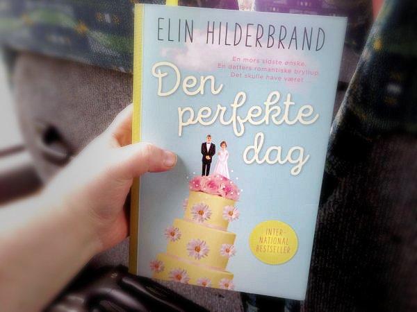 """Boganmeldelse """"Den perfekte dag"""" af Elin Hilderbrandt - Bogfinken bogblog"""