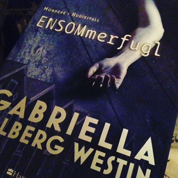 """Anmeldelse: """"ENSOMmerfugl"""" af Gabriella Ullberg Westin - Bogfinken bogblog"""