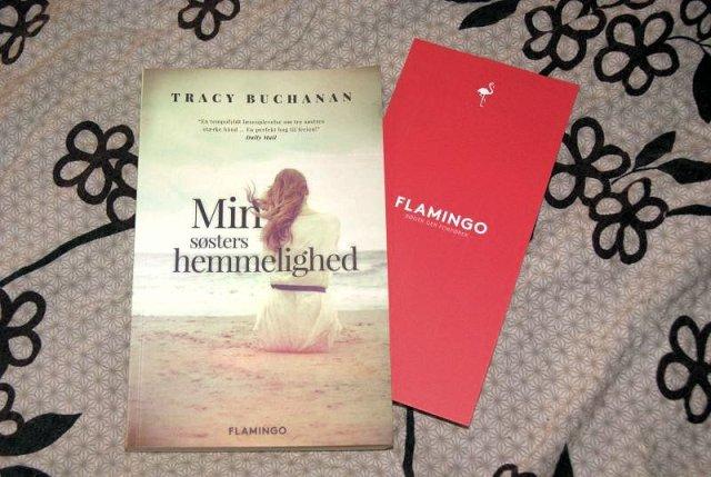 """""""Min søsters hemmelighed"""" af Tracy Buchanan - boganmeldelse - Bogfinkens bogblog"""
