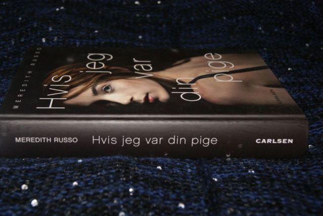 """""""Hvis jeg var din pige"""" af Meredith Russo - boganmeldelse - Bogfinkens bogblog"""