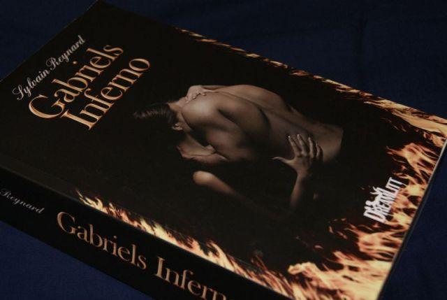 """""""Gabriels Inferno"""" af Sylvain Reynard - Bogfinkens bogblog"""