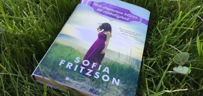 Når drømmen bliver til virkelighed af Sofia Fritzson - Bogfinkens bogblog