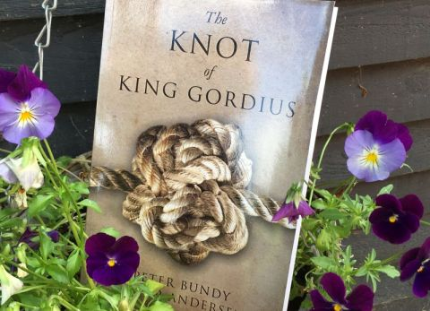 The Knot of King Gordius af Peter Bundy - Bogfinkens bogblog