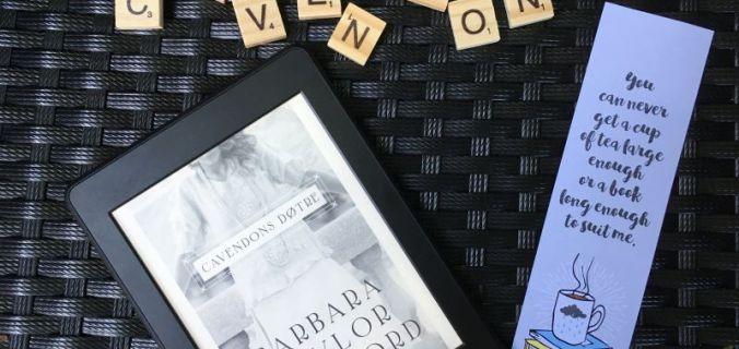 Cavendons døtre af Barbara Taylor Bradford - Bogfinkens bogblog