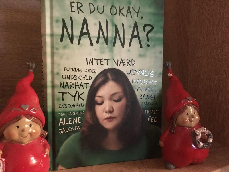 Er du okay, Nanna? af Anika Eibe - Bogfinkens bogblog