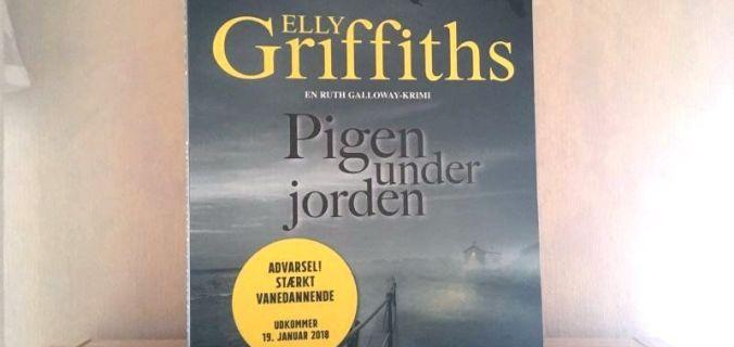 Pigen under jorden af Elly Griffiths - Bogfinkens bogblog