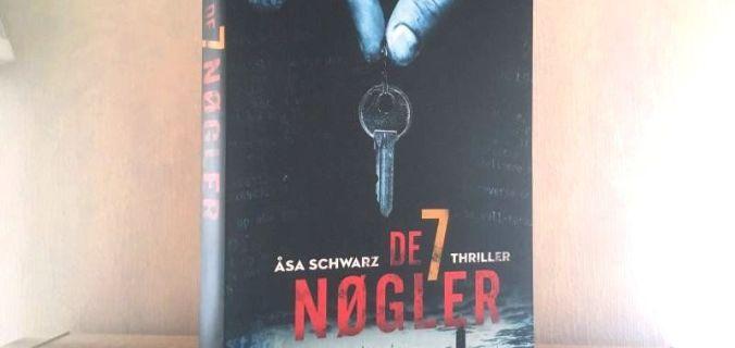 De syv nøgler af Åsa Schwarz - Bogfinkens bogblog