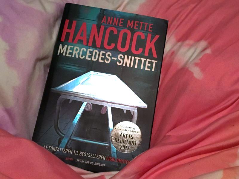 Mercedes-snittet af Anne Mette Hancock - Bogfinkens bogblog