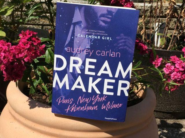 Dream Maker 1 af Audrey Carlan - Bogfinkens bogblog