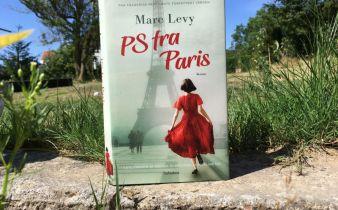 PS fra Paris af Marc Levy - Bogfinkens bogblog