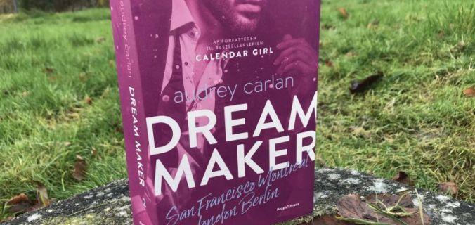 Dream Maker 2 af Audrey Carlan - Bogfinkens bogblog