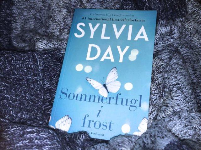 Sommerfugl i frost af Sylvia Day - Bogfinkens bogblog