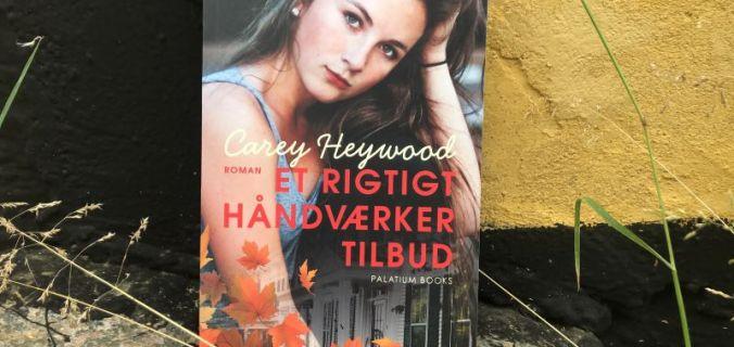 Et rigtigt håndværkertilbud af Carey Heywood - Bogfinkens bogblog