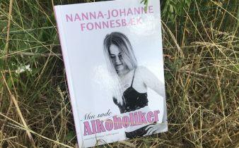 Min søde alkoholiker af Nanna-Johanne Fonnesbæk - Bogfinkens bogblog