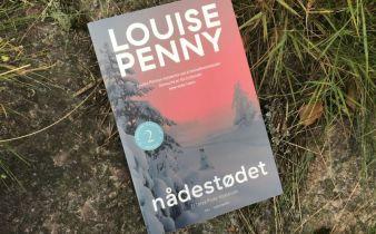 Nådestødet af Louise Penny - Bogfinkens Bogblog