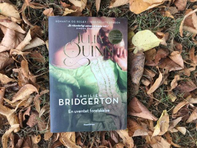 En uventet forelskelse af Julia Quinn - Bogfinkens bogblog