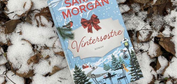Vintersøstre af Sarah Morgan - Bogfinkens bogblog