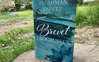 Brevet i bogbussen af Eli Åhman Owetz - Bogfinkens bogblog