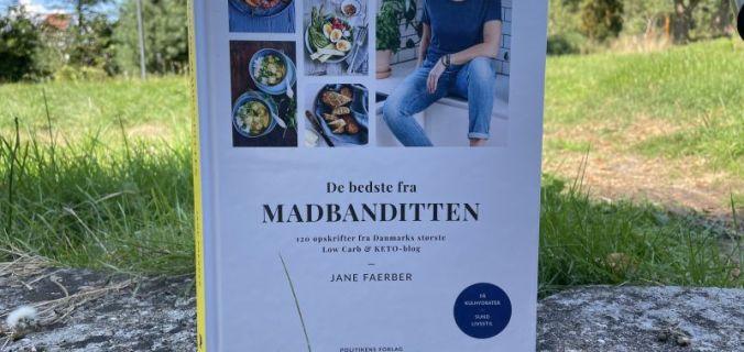De bedste fra Madbanditten af Jane Faerber - Bogfinkens bogblog