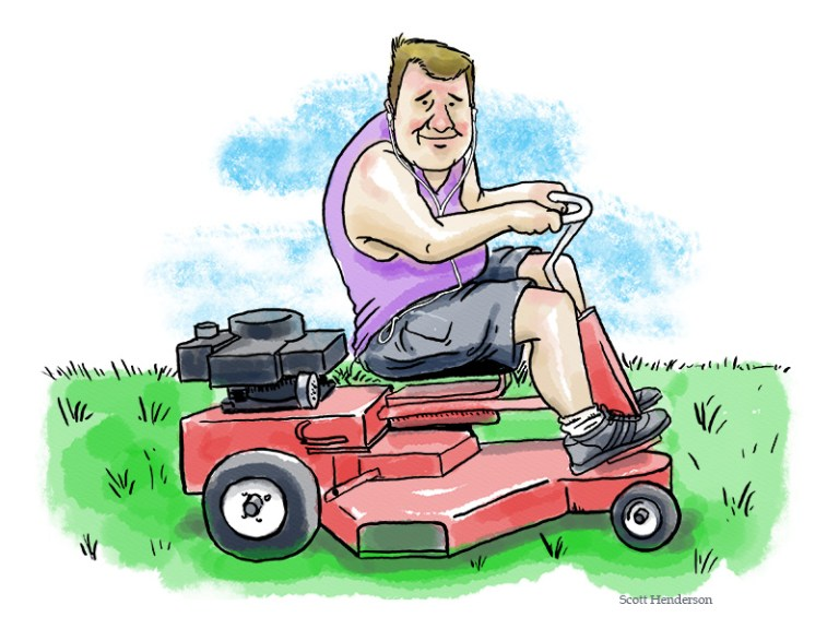 Lawn Mower Guy