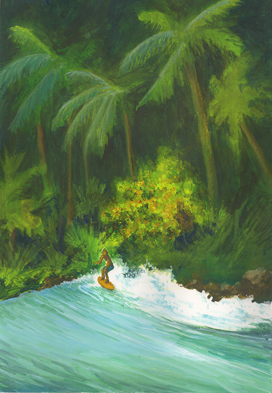 Jungle Surf