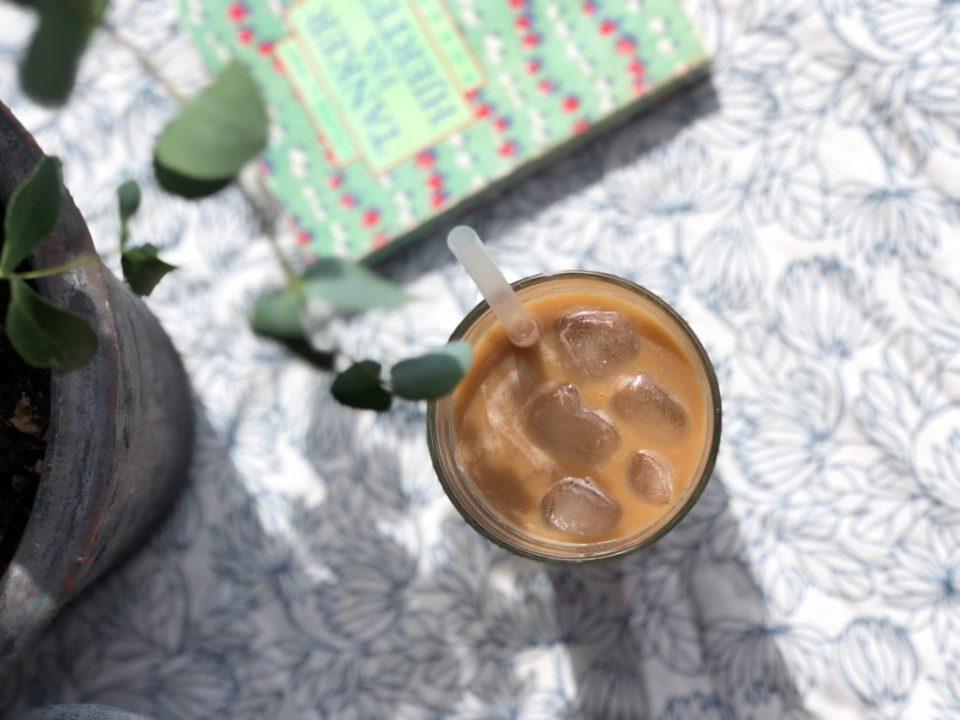 hjemmelavet iskaffe