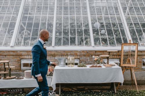 bryllupsplanlægning for mænd