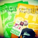 PHOTOSICKS!!のZINE
