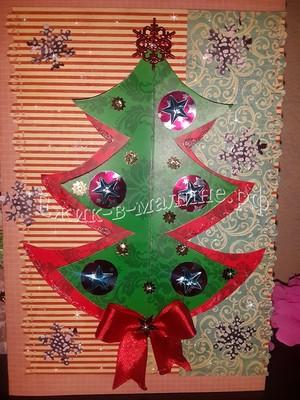 Noel kartı nasıl yapılır