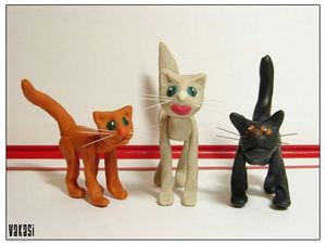 Саздан котяттар