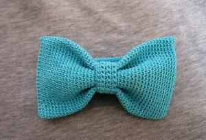 Kötött pillangó nyakkendő