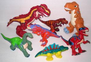 Динозаврлардың түрлері