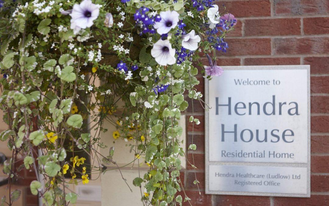 Hendra Entrance