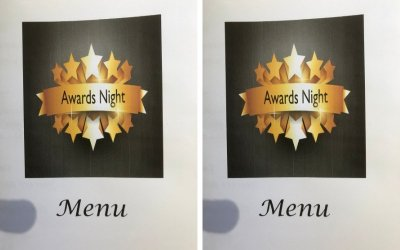 Residents Award Night