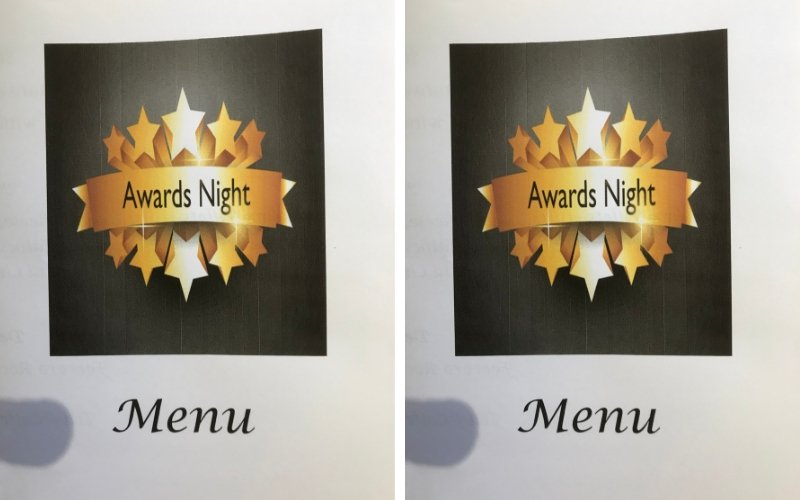 Residents Award Night