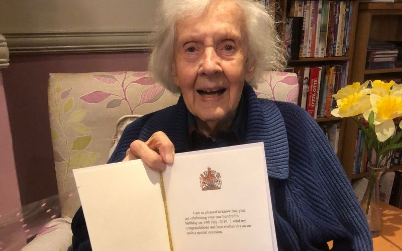 100th Birthday Celebrations