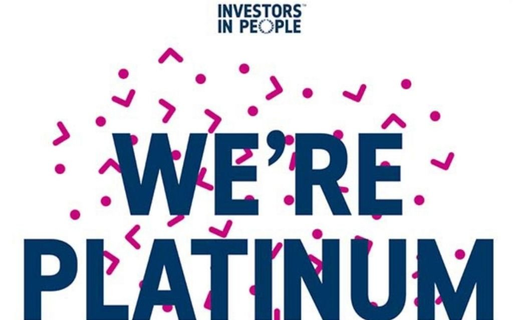 Investors in People – Platinum Accreditation