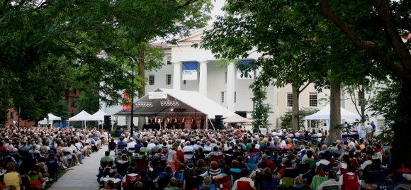 Developing a successful marketing and PR campaign for Gettysburg Festival's Straight No Chaser concert