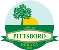 Town of Pittsboro logo