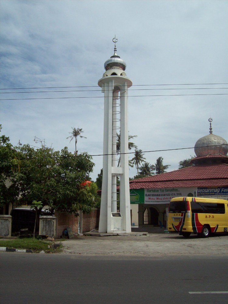 Multi Fungsi Menara Masjid di Era Modern (5/5)