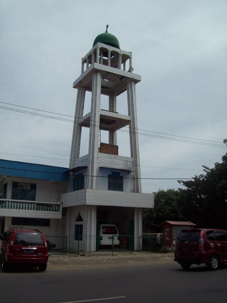 Multi Fungsi Menara Masjid di Era Modern (4/5)