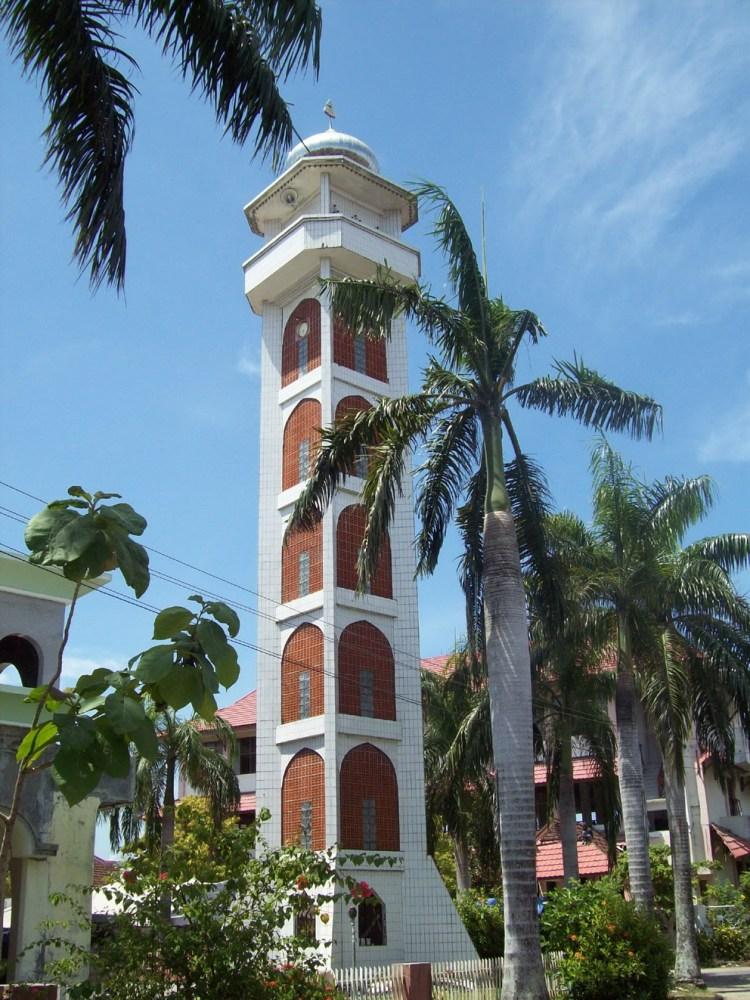 Multi Fungsi Menara Masjid di Era Modern (3/5)
